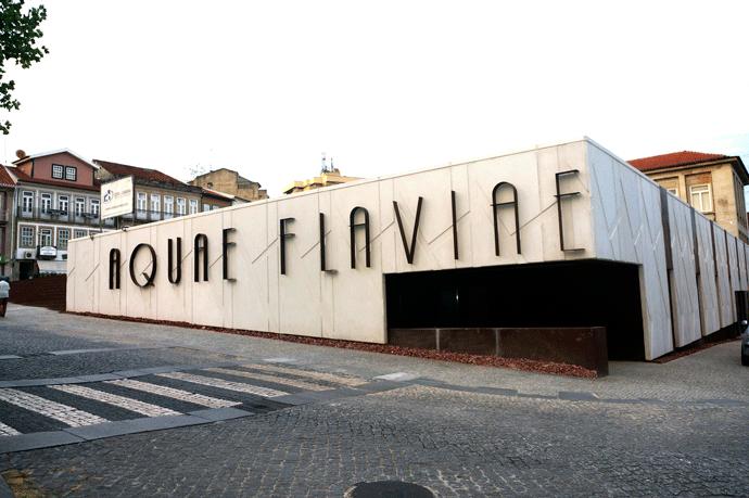 O Museu das Termas Romanas candidatou-se a obras ao abrigo do programa Norte 2020